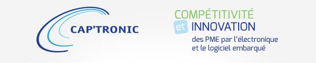Cap'tronic, compétitivité et innovation des PME par l'électronique et le logiciel embarqué